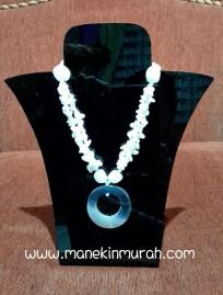 display kalung murah