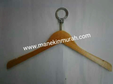 HANGER NATURAL HOOK ANTI THIEF MODEL PALANG RP 17.500 / PCS