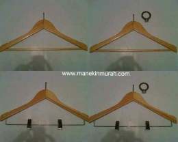 HANGER NATURAL JEPIT HOOK ANTI THIEF RP 23.000/ PCS